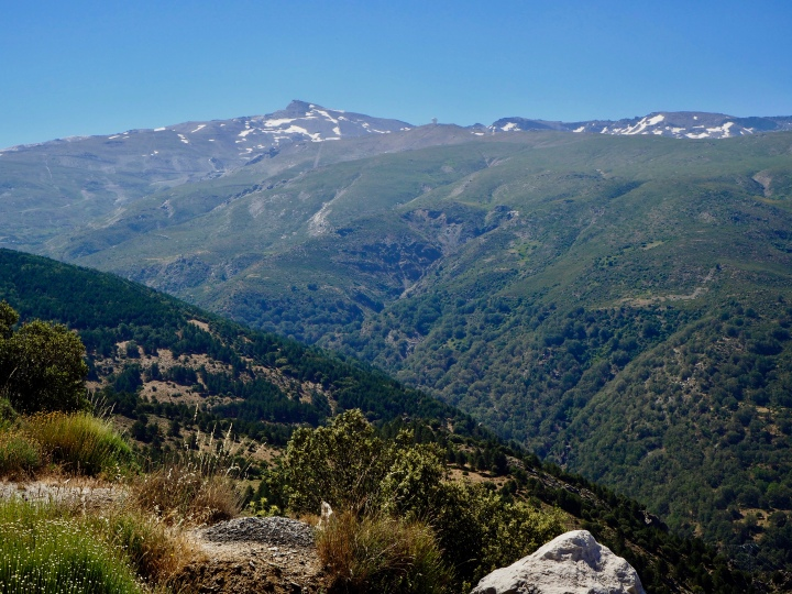 Some thoughts in Sierra Nevada, Spain